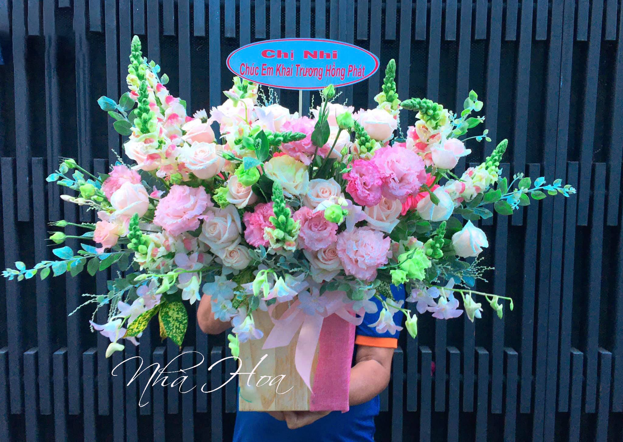 Top 10 Shop hoa tươi Hồ Chí Minh được yêu thích nhất