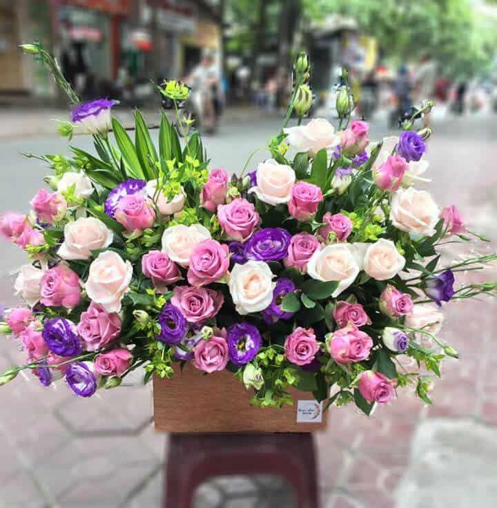 Top 5 Shop hoa tươi đẹp nhất tại Hồ Chí Minh