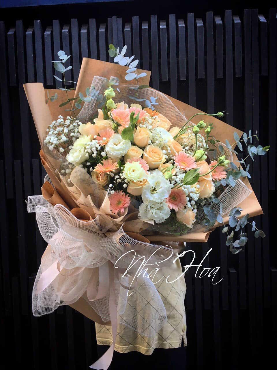 Mua hoa tươi giá rẻ ở đâu tại Hồ Chí Minh