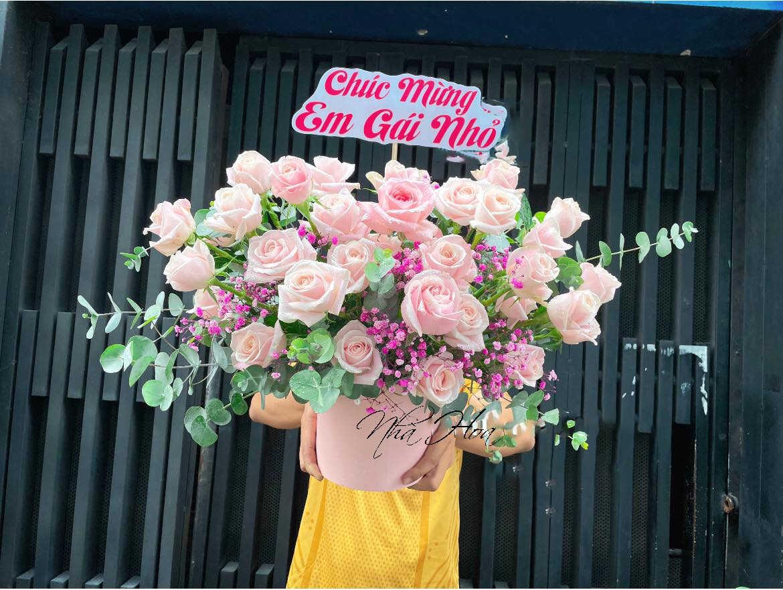 Shop hoa tươi đẹp tại Hồ Chí Minh