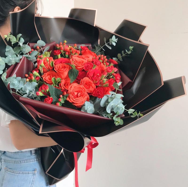 Mua bó hoa tươi ở đâu giá rẻ