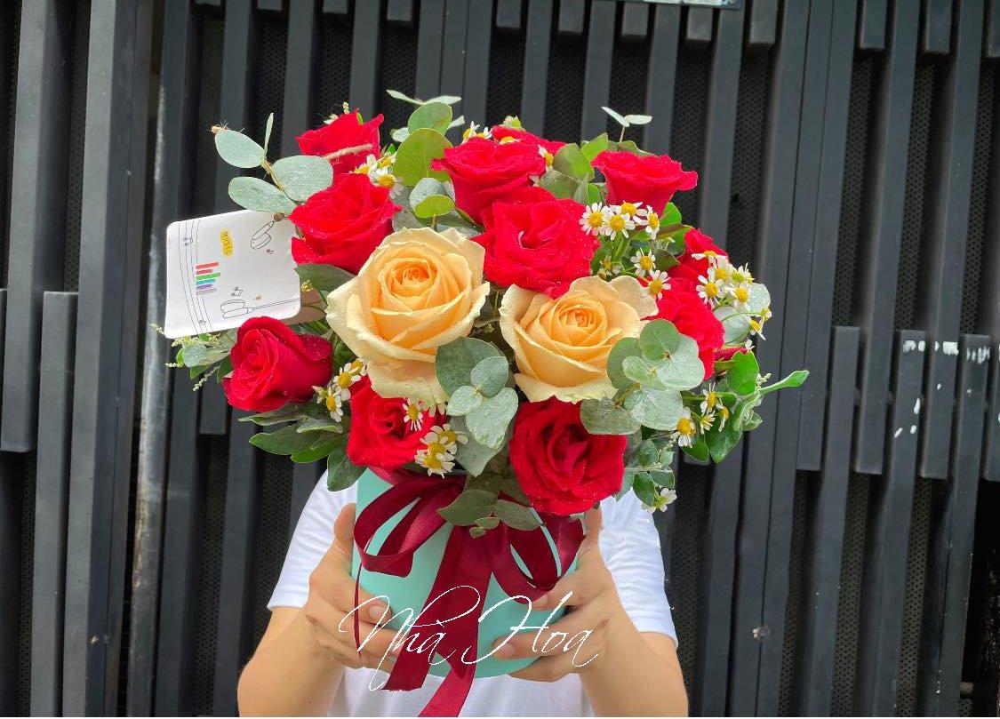Shop hoa tươi quận 5 giá rẻ đẹp và chất lượng tại Hồ Chí Minh