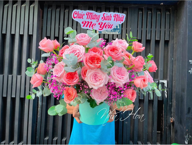 Shop hoa tươi quận 9 giá rẻ đẹp và chất lượng tại Hồ Chí Minh