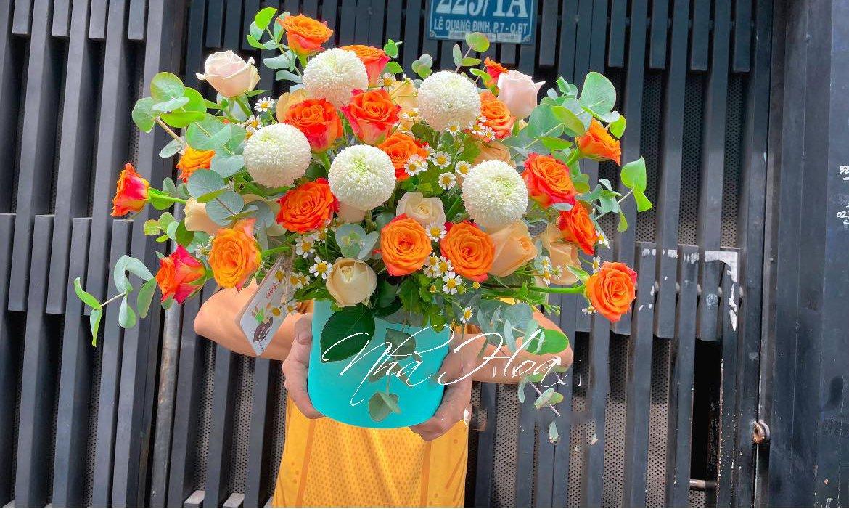 Shop hoa tươi quận Bình Thạnh giá rẻ đẹp và chất lượng tại Hồ Chí Minh